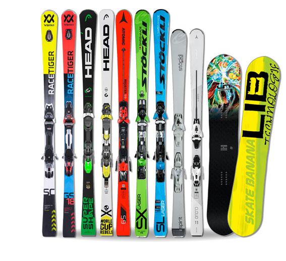 Best skis 2018