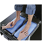 vacuum footprint