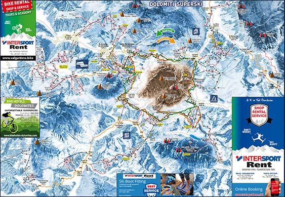 Ski rental, free ski storage & delivery service Ski school
